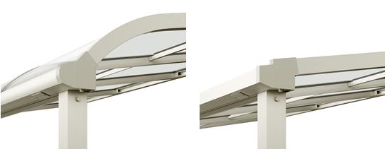 ソラリア屋根形状
